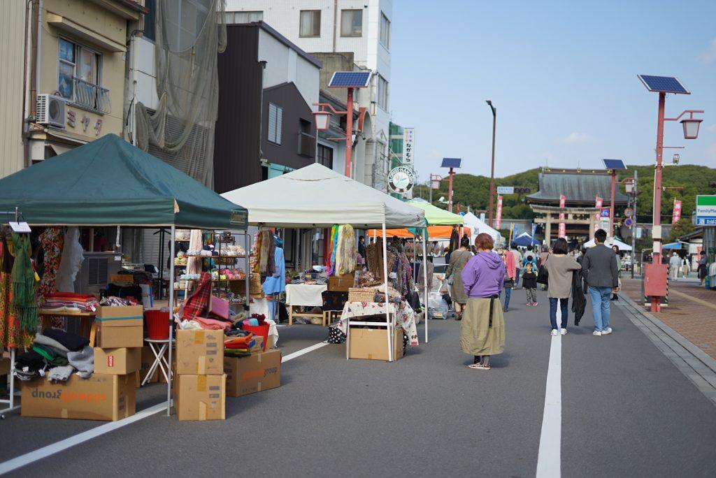 「素材やマーケット」・・・杜の宮市・まちの宮市の事業案内(2)